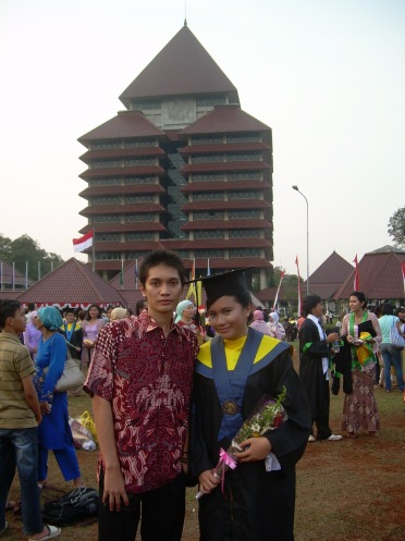 wisudaan,, 24 September 2007