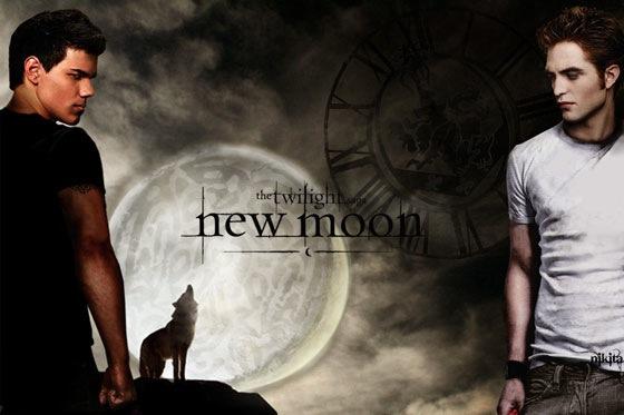 Jacob Black Vs Edward Cullen