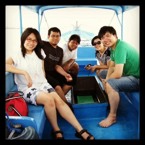 Otw to Pulau Penyu