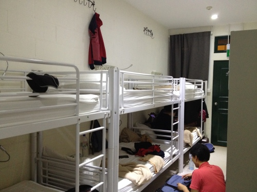 8 orang tumplek di 1 kamar