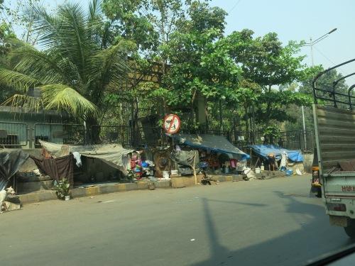 Pinggiran kota Mumbai